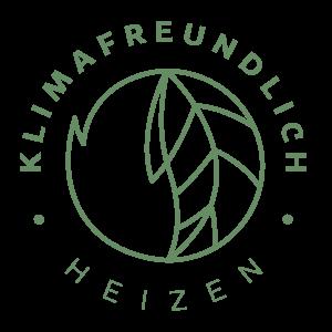 klimafreundlich heizen logo